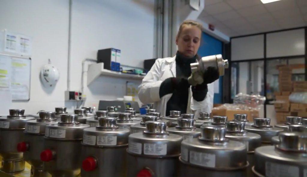 productie celule de sarcina